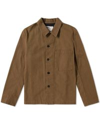 MHL by Margaret Howell - Mhl. By Margaret Howell Single Pocket Jacket - Lyst