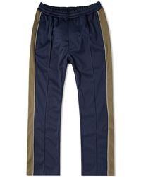 Tres Bien - Athlete Dual Fabric Trouser - Lyst