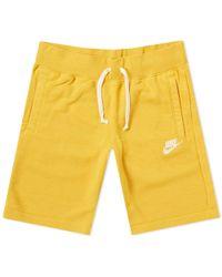 Nike - Heritage Short - Lyst