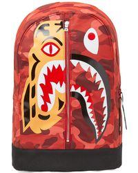 A Bathing Ape - Tiger Shark Daypack - Lyst