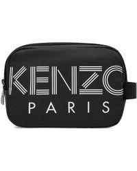 KENZO - Paris Sport Wash Bag - Lyst