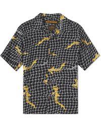 Neighborhood - Short Sleeve Shark Aloha Shirt - Lyst