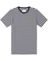 Albam - Simple Stripe Tee - Lyst