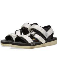 Suicoke - Straped Sandals - Lyst