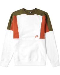 Nike - Re-issue Crew Sweat - Lyst