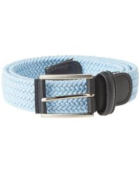 Andersons | Anderson's Woven Textile Belt | Lyst