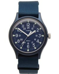 Timex - Mk1 Aluminium Watch - Lyst