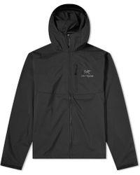 Arc'teryx - Arc'teryx Squamish Hooded Shell Jacket - Lyst