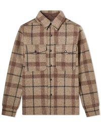 Filson Mackinaw Jac Shirt - Brown