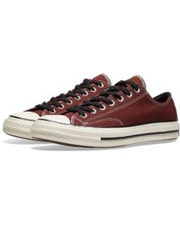 514712412193df Converse Chuck Taylor 1970s Ox Vintage Pack in Blue for Men - Lyst