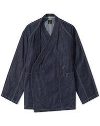 Needles - Samue Denim Kimono Jacket - Lyst