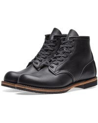 """Red Wing - 9014 Beckman 6"""" Round Toe Boot - Lyst"""