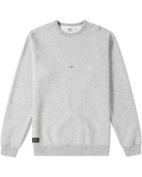 (w)taps | Hellweek 02 Crew Sweat | Lyst