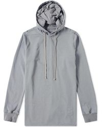 Rick Owens - Drkshdw Patch Pullover Hoody - Lyst
