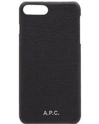 A.P.C. - Iphone 7 Plus Case - Lyst