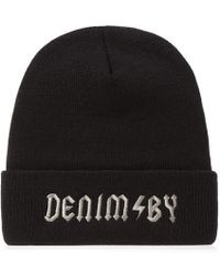 Denim by Vanquish & Fragment | Logo Beanie | Lyst