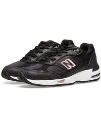 New Balance - W991bkp - Made In England - Lyst