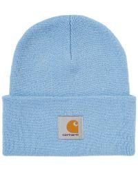 1593f72ec14 Lyst - Carhartt Wip Carhartt Watch Hat in White for Men