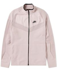Nike - Tech Knit Jacket - Lyst