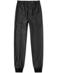 Alexander McQueen - Wool Flannel Trouser - Lyst