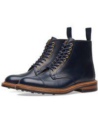 Tricker's - End. X Tricker's Axton Toe Cap Boot - Lyst