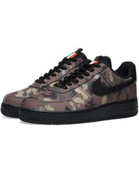 Nike - Air Force 1 '07 We 'camo Pack' Italy - Lyst