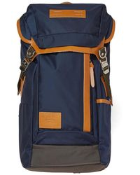 Master Piece - Potential Leather Trim Backpack - Lyst