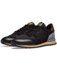 Valentino - Garavani Rockrunner Sneakers - Lyst