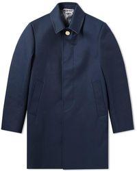 Thom Browne - Mackintosh Bal Collar Overcoat - Lyst