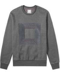 Wooyoungmi - Embroidered Crew Sweat - Lyst