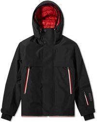 696f38952 Lyst - Moncler Grenoble Valmorel Wool-blend Down Parka in Gray for Men