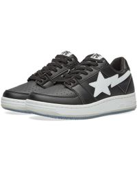 A Bathing Ape | Shark Picture Sole Bape Sta | Lyst