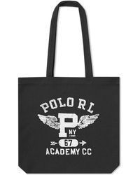 Polo Ralph Lauren - Shopper Tote - Lyst