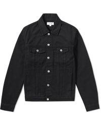 Soulland | Shelton Denim Jacket | Lyst
