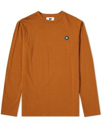 WOOD WOOD - Long Sleeve Mel Tee - Lyst