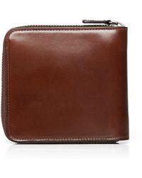Il Bussetto - Bi-fold Zip Wallet - Lyst