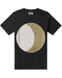 Blue Blue Japan - Crescent Moon Tee - Lyst