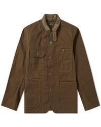 Engineered Garments - Logger Jacket - Lyst