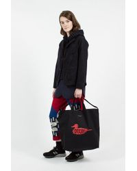 Engineered Garments - Red 'decoy' Carry All Tote - Lyst