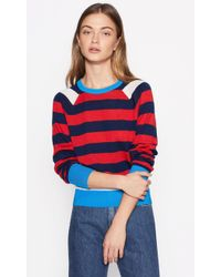 Equipment - Axel Cropped Jumper - Lyst