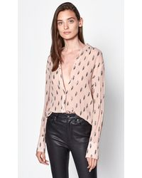 Equipment Sedienne Silk Shirt - Pink