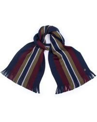 0a6c7e7c0cda Ted Baker Redpine Spot Scarf for Men - Lyst