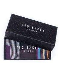 Ted Baker - Holy Sock Gift Set - Lyst
