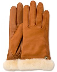 UGG - Classic Leather Smart Glove - Lyst