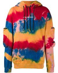 Mauna Kea - Tie-dye Printed Hoodie - Lyst