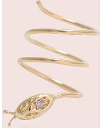Erica Weiner - Snake Triple Corkscrew Earring - Lyst