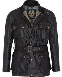 Belstaff - Roadmaster Waxed Cotton Jacket - Lyst
