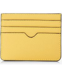 Express - Slim Credit Card Wallet - Lyst