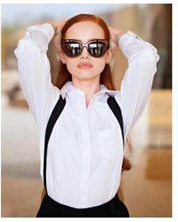 Express - Privé Revaux The Mister Sunglasses - Lyst
