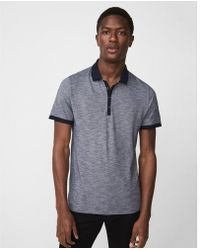 Express - Supersoft Jersey Polo - Lyst